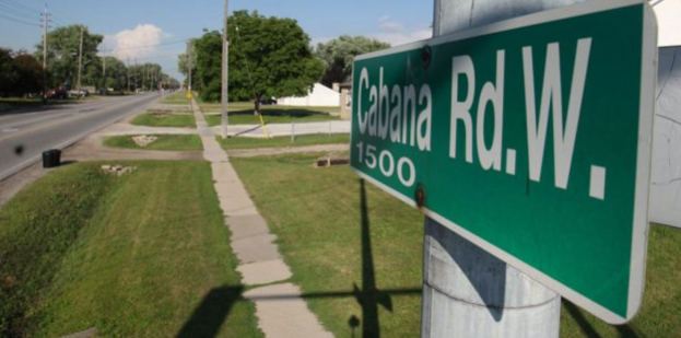Cabana Road, Windsor